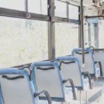 バス車内のイメージです。