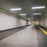 駅構内通路